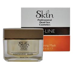 Skin Dead Sea Pro - Line Whitening Mask 50ml