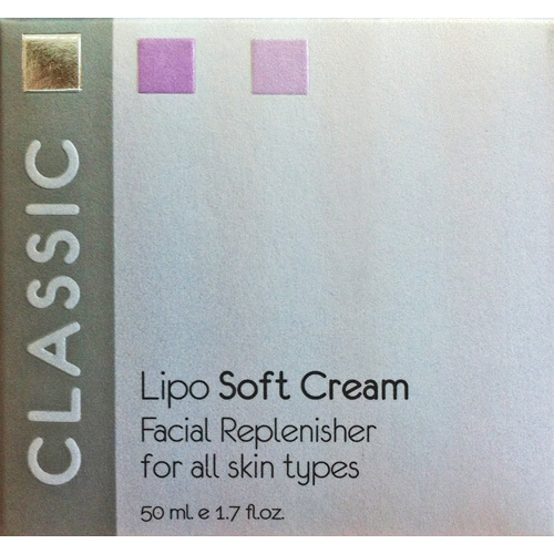 Anna lotan classic Lipo Soft Cream Facial replenesher 50ml