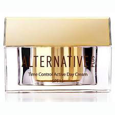 Sea of Spa Alternative Plus Time Control Active DAY CREAM sensitive,normal to dry & very dry skin, Vitamins A & E 50ml New
