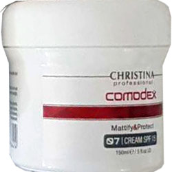 Christina - Comodex 7 Mattify &Protect Cream SPF 15 150ml