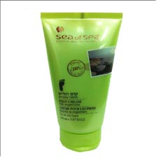Sea of Spa Foot Cream With Magnesium 150ml