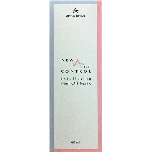 Anna lotan New Age Exfoliating Peel Off Mask 60ml