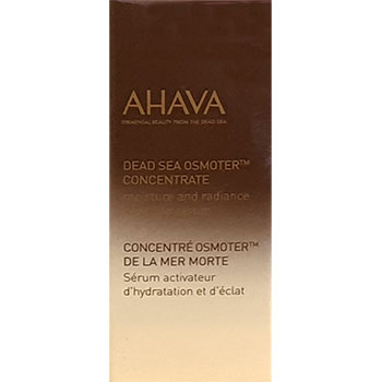 Ahava Dead Sea Concentrate Moisture And Radiance Serum Activateur