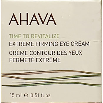 Ahava Time To revitelize Extreme Firming Eye Cream