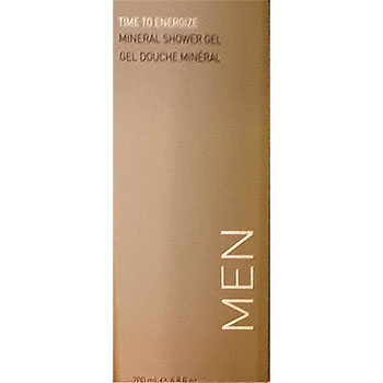 Ahava Time to energize mineral shower Gel Man