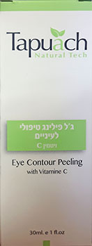 Tapuach eye contour Gel treatment peeling 30ml