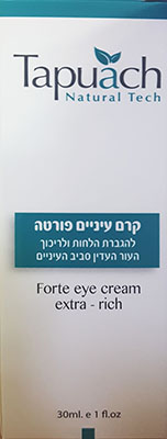 Tapuach Forte Eye Cream Extra rich 30ml