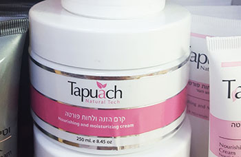 Tapuach Forte nourishing and moisturizing cream 250 ml