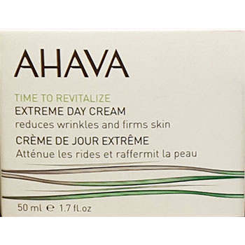 ahava Extrem Day Cream Reduces Wrinkles And Firms Skin 50ml