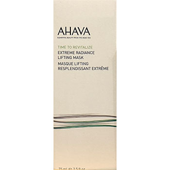 ahava time To Revitelize lifting mask 75ml